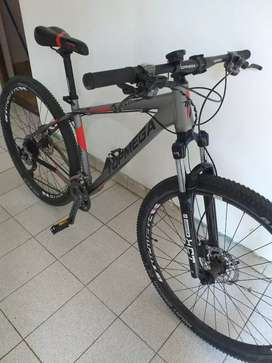 Bicicleta rodado 29 top mega armor equipo alivio