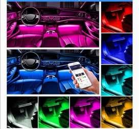 Luces interiores para el auto Bluetooth - XTREME