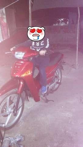 Moto Honda Wawe 2013