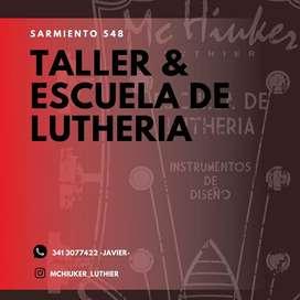 Taller y escuela de lutheria