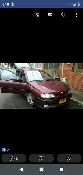 Vendo permuto Renault laguna