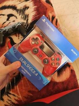 Joystick PlayStation 4 sin uso