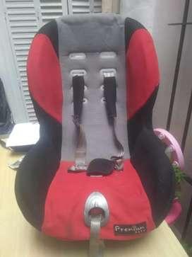 Butaca para auto premium baby