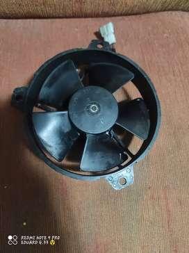 Ventilador para radiador pulsar NS 200