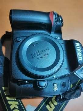 Cámara Reflex Nikon D80