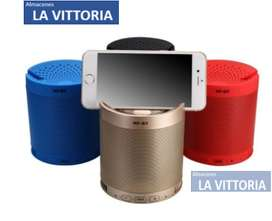 Parlante Soporte Bluetooth Mini Altavoz Q3