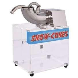Maquina Granizado / Trituradora de hielo