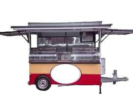 trailer de comidas food truck (nuevo)