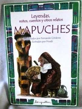LEYENDAS, MITOS, CUENTOS Y OTROS RELATOS MAPUCHES