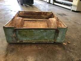 Caja de carga IKA Corto