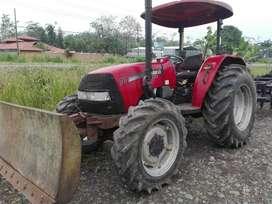 Venta de equipo agrícola, tractor case 70 hp con todo sus aperos