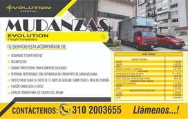 Servicio Profesional de Mudanzas, envios, trasportes.