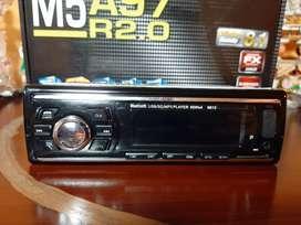 Radio para auto con USB