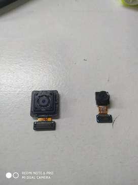 Camara Frontal Y Trasera J4 Core