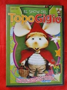 EL SHOW DEL TOPO GIGIO  en LA CUMBRE