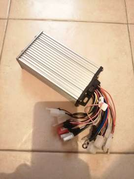 Controladores y repuestos bicicleta electrica