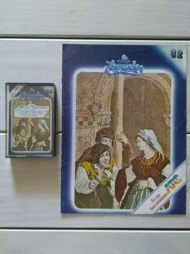 Cassette La Zarzuela No.32 La Pícara Molinera Colección Atc