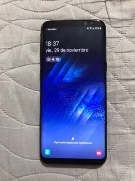 VENDO SAMSUNG GALAXY S8 PLUS