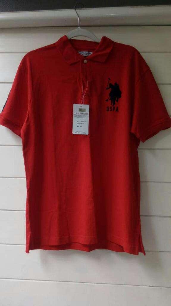 Polo para Hombre U.s Polo Assn- Original