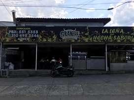 Se vende Restaurante y Asados