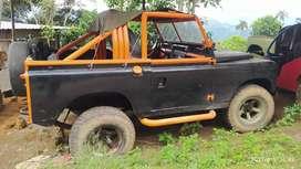 Linda carroseria de land Rover