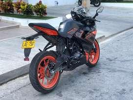 Hermosa KTM casi nueva