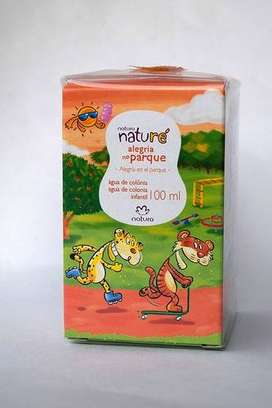 Perfume infantil de Natura