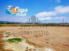 INVIERTE AHORA MISMO, LOTES EN LOTIZACIÓN PRIVADA CAYO BEACH EN PUERTO CAYO, LIQUIDACIÓN DE LOTES, SD1