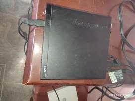 Mini Cpu Lenovo M720q Core I5 De 8 Generacion,8gb Ram,500dd