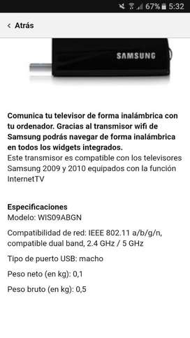 Vendo Transmisor Wifi