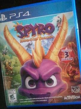 Spyro reignited tryology