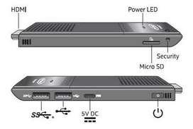 Intel Stick STK1AW32SC