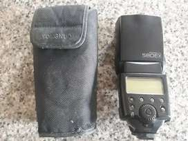 flas de cámara canon