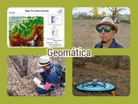Planimetrias y permisos ambientales