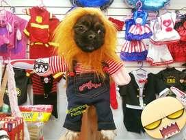 Remate disfraces para mascotas