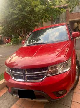 se vende camioneta DODGE JOURNEY