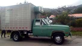Furgón Chevrolet