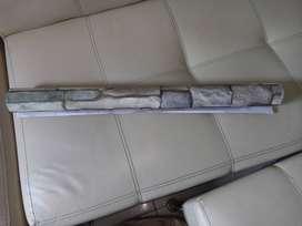 Vendo 1 rollo de vinilo adhesivo,papared. Medidas 60 cm de ancho x 10 m largo
