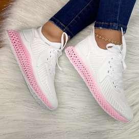 Zapatos adidaa para dama