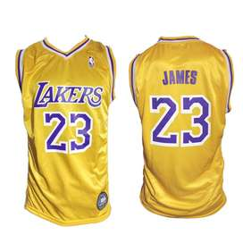 Camiseta para Niños Original NBA LeBron James 23