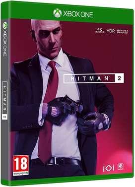 Hitman 2 Xbox one NUEVO