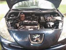 Peugeot 207 quiksilver 2012