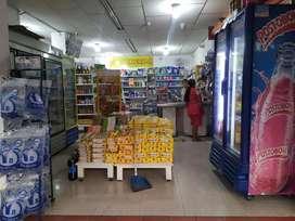 Vendo supermercado bien surtido punto estratégico