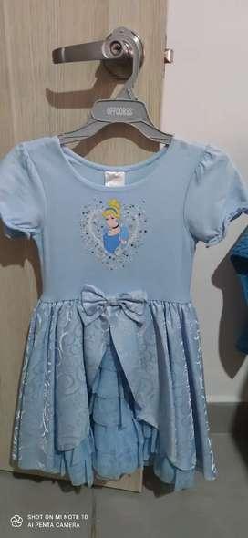 Vestidos importados par niña