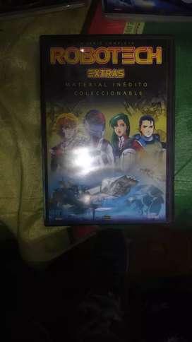 Vendo DVD De Serie Robotech Original ! Sin Usar Algunos Cerrados Sin Abrir! Envueltos