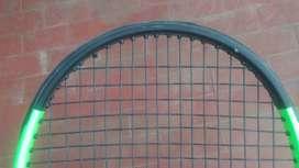 Raqueta Wilson blade 98 poco uso impecable