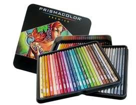 Colores prismacolor premier x 72