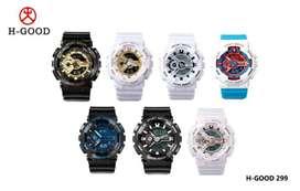 Reloj deportivo acuáticos
