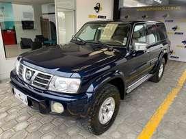 Nissan Patrol 3800 año 2004