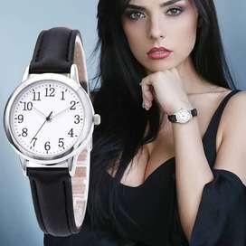 Reloj Para Mujer De Moda, Casual Elegante Y Gran Diseño